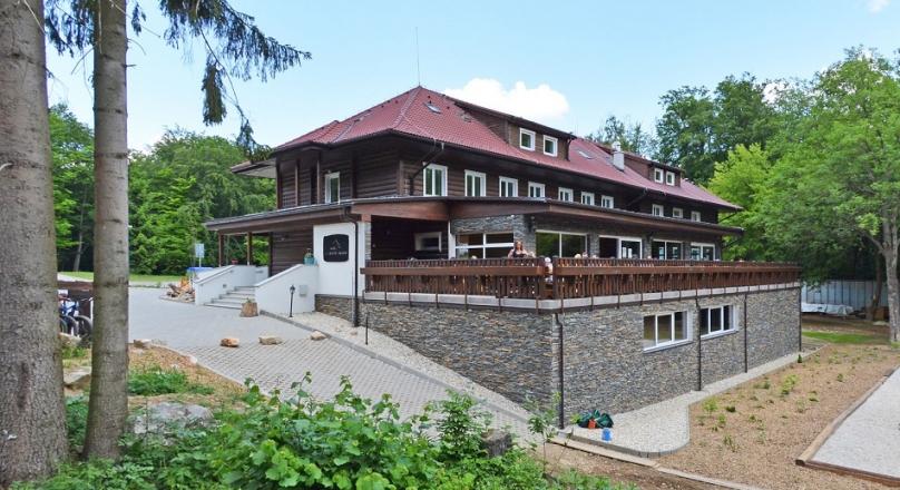chata Pod Ostrým vrchom