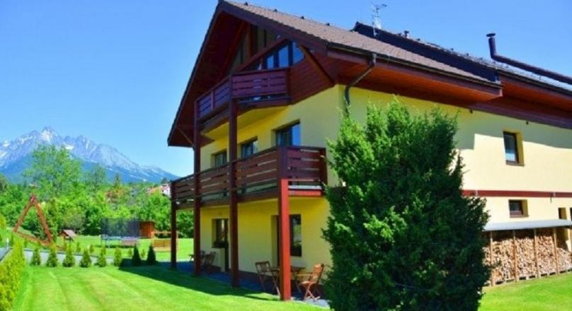 ubytovanie Villa Gold