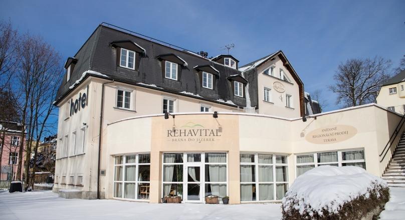Hotel Rehavital ***