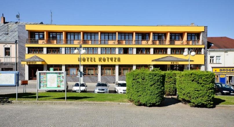 hotel Kotyza ****