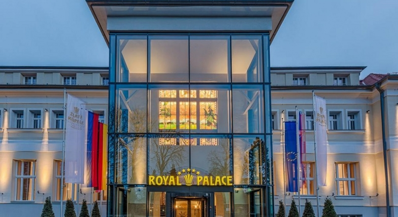 Hotel Royal Palace *****