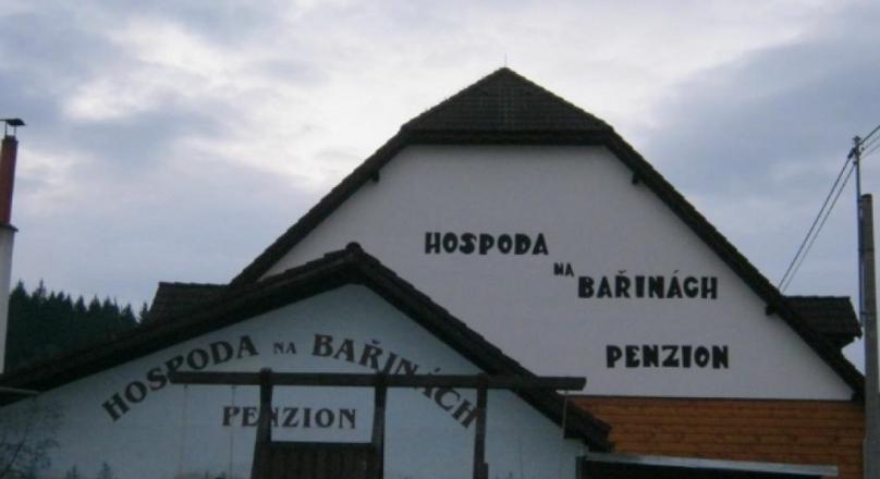 penzion Na Bařinách