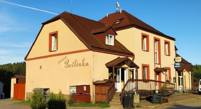 penzion Pavlínka