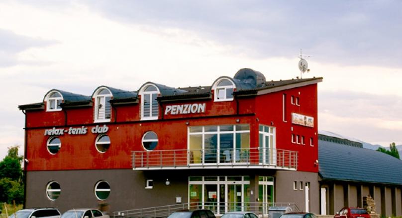 penzión Relax & Tenis Club ***