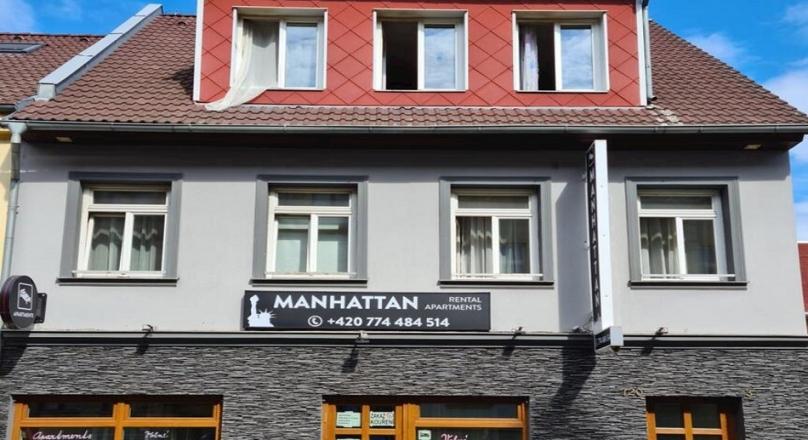 apartmány Manhattan