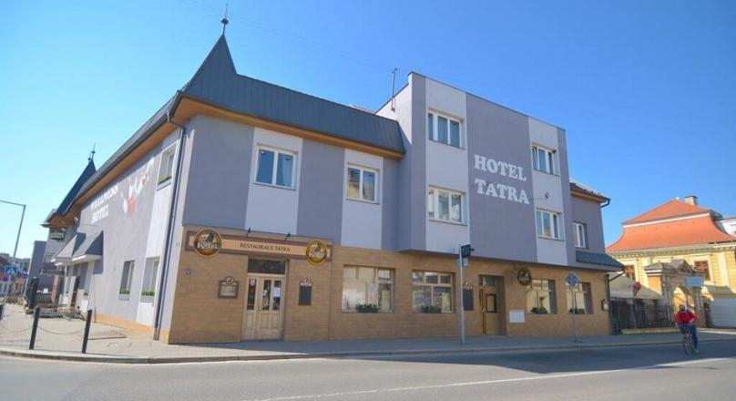 Wellness Hotel Tatra ***