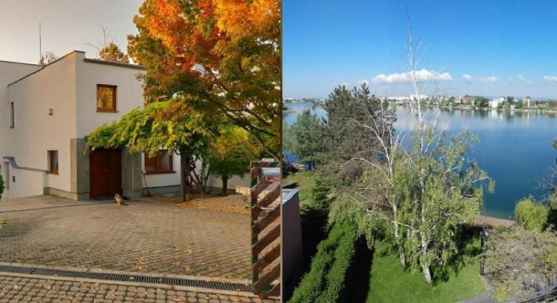 Chata TopSenec - Lakeside Home