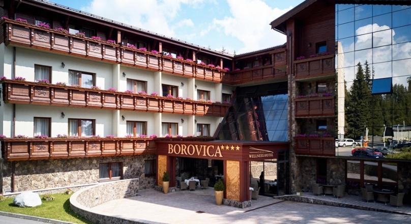 Wellness Hotel Borovica ****