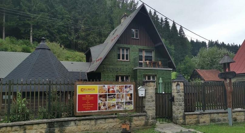chalupa Celnica Velké Karlovice
