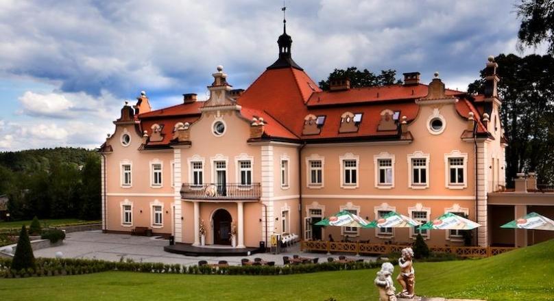 Hotel zámek Berchtold ***