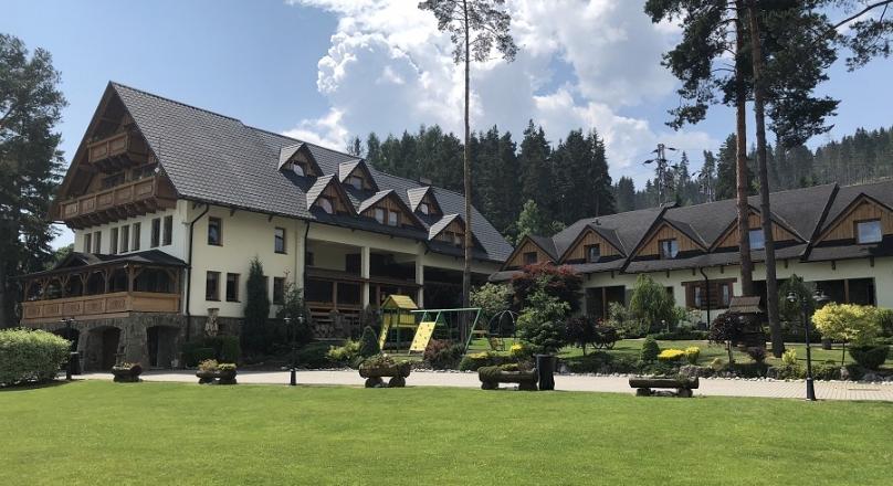 penzión Slanický dvor